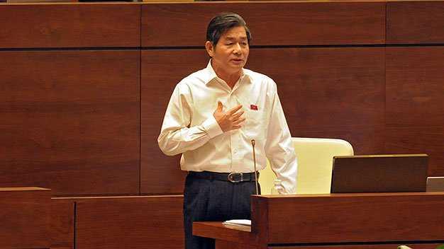 Bộ trưởng Bộ Kế hoạch và Đầu tư Bùi Quang Vinh - Ảnh: Internet