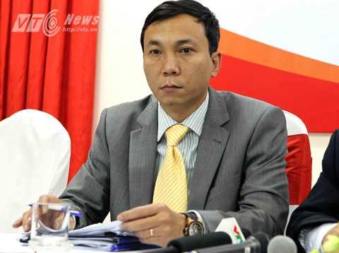 Phó chủ tịch VFF Trần Quốc Tuấn được xem là người giữ nhiều ghế nhất ở VFF (Ảnh: Quang Minh)