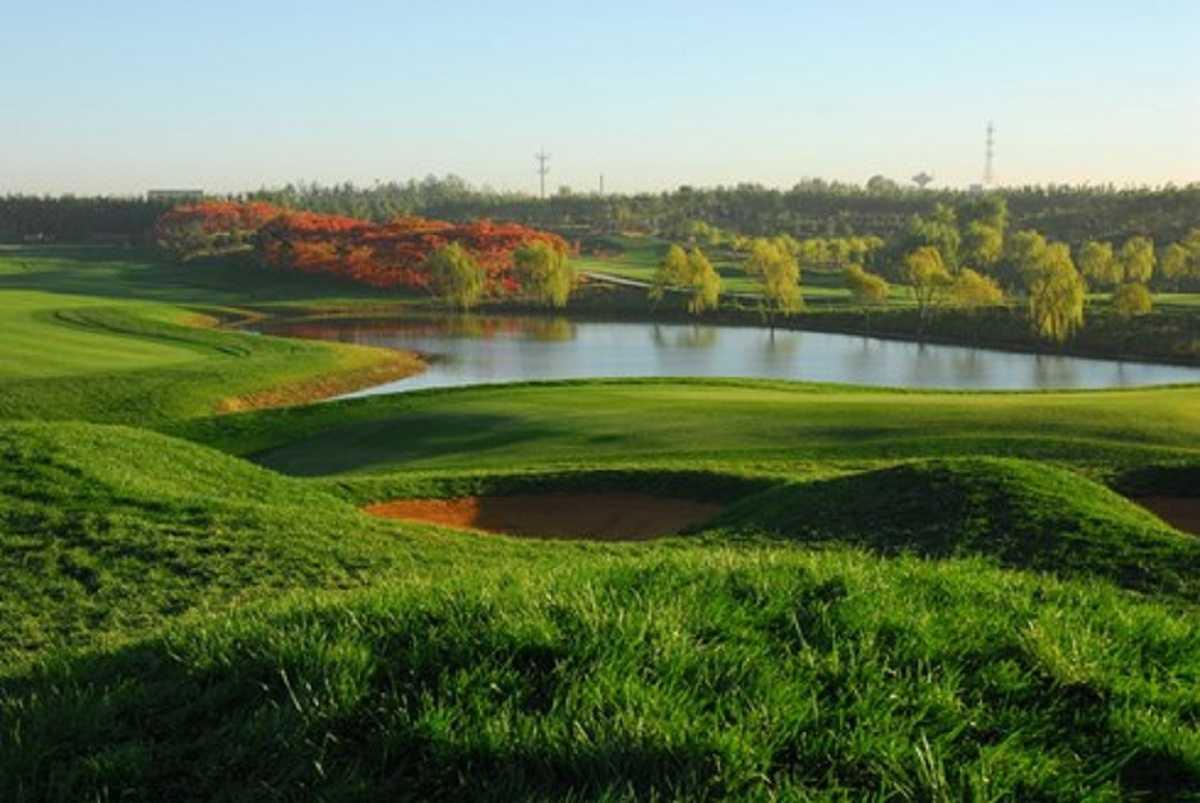 Sân golf  Thiên An tại Bắc Kinh