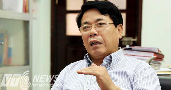 GS.TSKH Phan Xuân Sơn, Học viện chính trị quốc gia Hồ Chí Minh, Ủy viên hội đồng lý luận Trung ương (Ảnh: Phạm Thành)