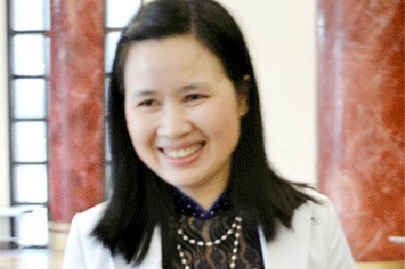 GS.TS Lê Thị Thanh Nhàn - người phụ nữ thứ 2 ở ngành toán được phong hàm giáo sư
