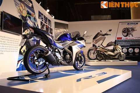 Chỉ trong 2 tháng, Yamaha đã ra mắt tới 3 mẫu xe mới để cải thiện doanh số.