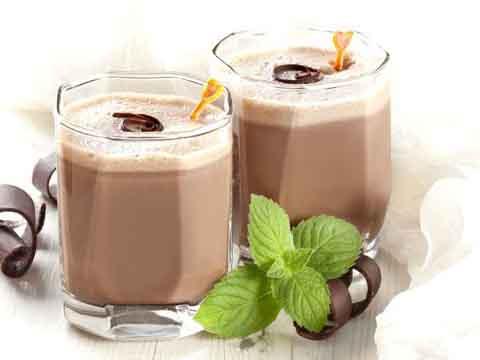 Uống sô cô la để có eo thon