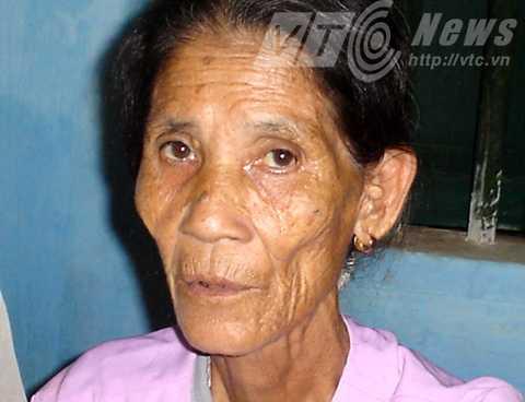 Bà Lê Thị Mùi