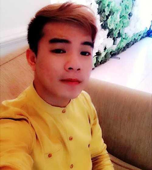 Anh Võ Thanh Quang trước lúc gặp nạn. Ảnh: Facebook.