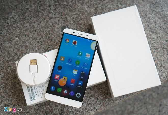 LeTV One X600 có điểm Antutu ngang ngửa với nhiều smartphone cao cấp hiện nay nhưng giá bán chưa bằng một nửa. Ảnh: Thành Duy.