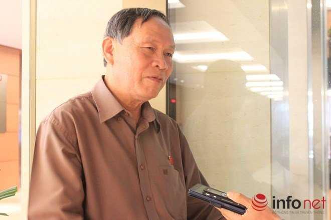 Thượng tướng Nguyễn Văn Rinh (Ảnh: Infonet)