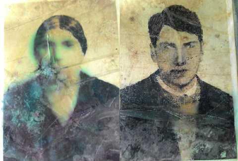 Bà Lan và Canaleo