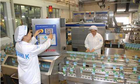 Giá trị 45,1% cổ phần Vinamilk mà Nhà nước đang sở hữu có giá thị trường tới 2,5 tỉ USD, tức gấp 2,5 lần. (Ảnh: Internet)
