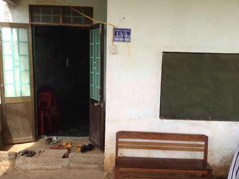 Căn nhà nơi xảy ra vụ việc