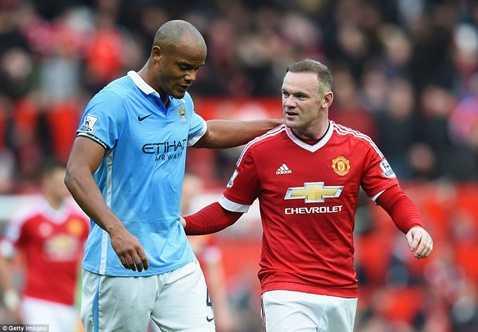 Wayne Rooney có trận derby vô cùng đáng quên