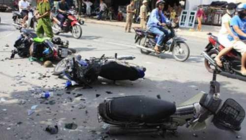 Nhiều nạn nhân của tai nạn giao thông đều nằm trong tuổi lao động