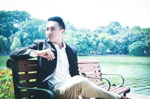 Việt Phong đã có 4 tháng ở Hà Nội và làm việc tại VTV.