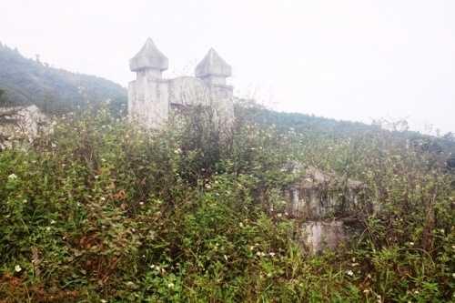 Ngôi mộ thờ