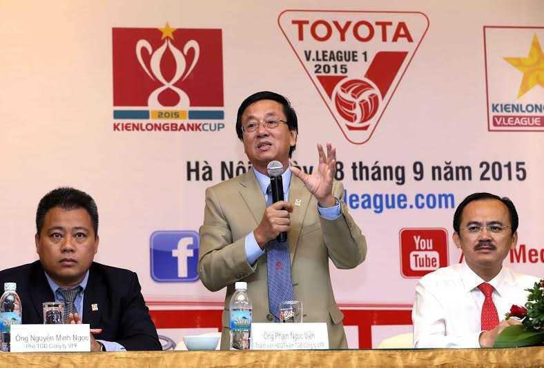 VPF thay đổi nhân sự trước đại hội cổ đông thường niên (Ảnh: Quang Minh)