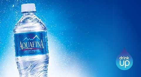 Aquafina là nhãn hiệu nước đóng chai hàng đầu thế giới