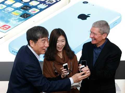 Trung Quốc là thị trường quan trọng hàng đầu của Apple và iPhone