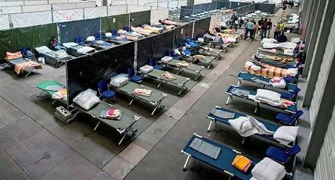 Nơi ở dành cho những người tỵ nạn