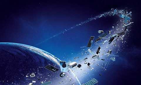 Một mảnh rác vũ trụ đường kính vài mét sẽ rơi xuống Ấn Độ Dương vào tháng 11. Ảnh: przewodnik-katolicki.