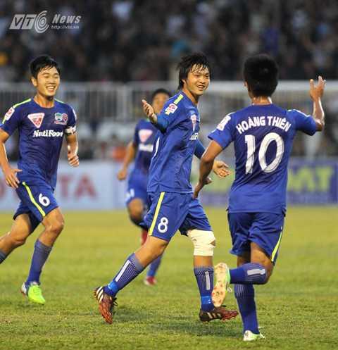 Tuấn Anh là cầu thủ mà Yokohama muốn sở hữu (Ảnh: Minh Trần)