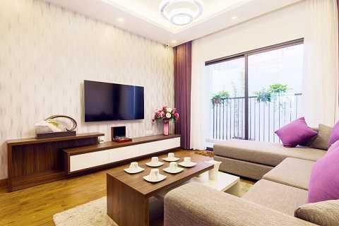 Các căn hộ Five Star Garden có mức giá cạnh tranh trong phân khúc căn hộ cao cấp quận Thanh Xuân