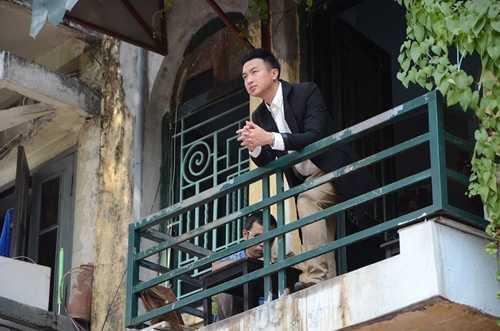 Anh chàng miền Tây thích thú cuộc sống ở Hà Nội