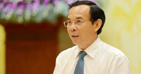 Bộ trưởng, Chủ nhiệm Văn phòng Chính phủ Nguyễn Văn Nên
