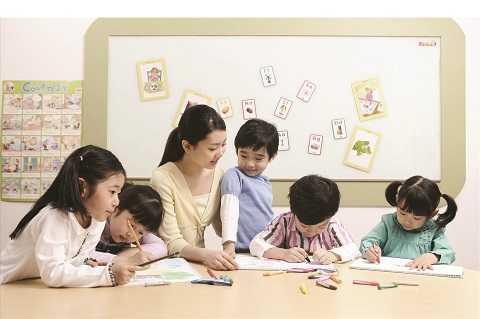 Hệ thống trường công lập chất lượng cao không chỉ là nơi dành cho học tập mà còn là không gian để trẻ được vui chơi và rèn luyện thể chất