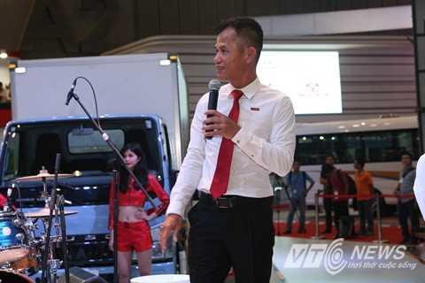 Ông Nguyễn Duy Đoàn - Giám đốc Kinh doanh và thương mại xe tải Fuso Việt Nam