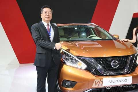 Ông Tề Kim Hoa - Giám đốc Thương mại của Nissan Việt Nam