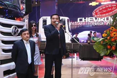 Ông Lê Văn Minh - Ủy viên HĐQT Tập đoàn Nam Việt Motor và Đô Thành Auto, nhà phân phối xe tải Hyundai tại Việt Nam