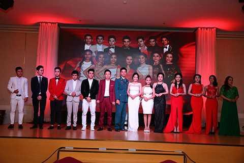 Top 14 thí sinh xuất sắc lọt vào vòng chung kết Solo Bolero 2015