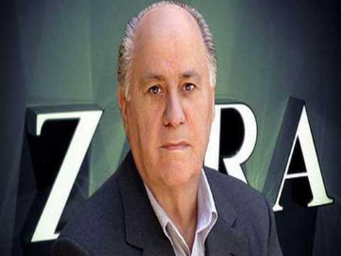 Amancio Ortega và đế chế thời trang ZARA.