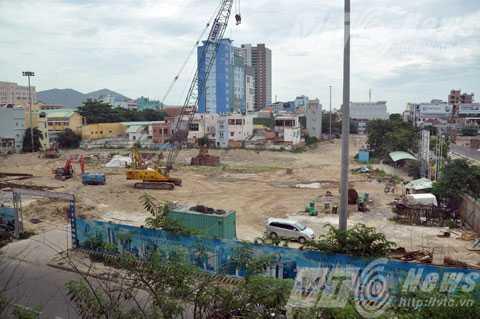 Dự án Trung tâm Thương mại, khách sạn và căn hộ cao cấp Viễn Đông Meridian khởi động để đối phó rồi