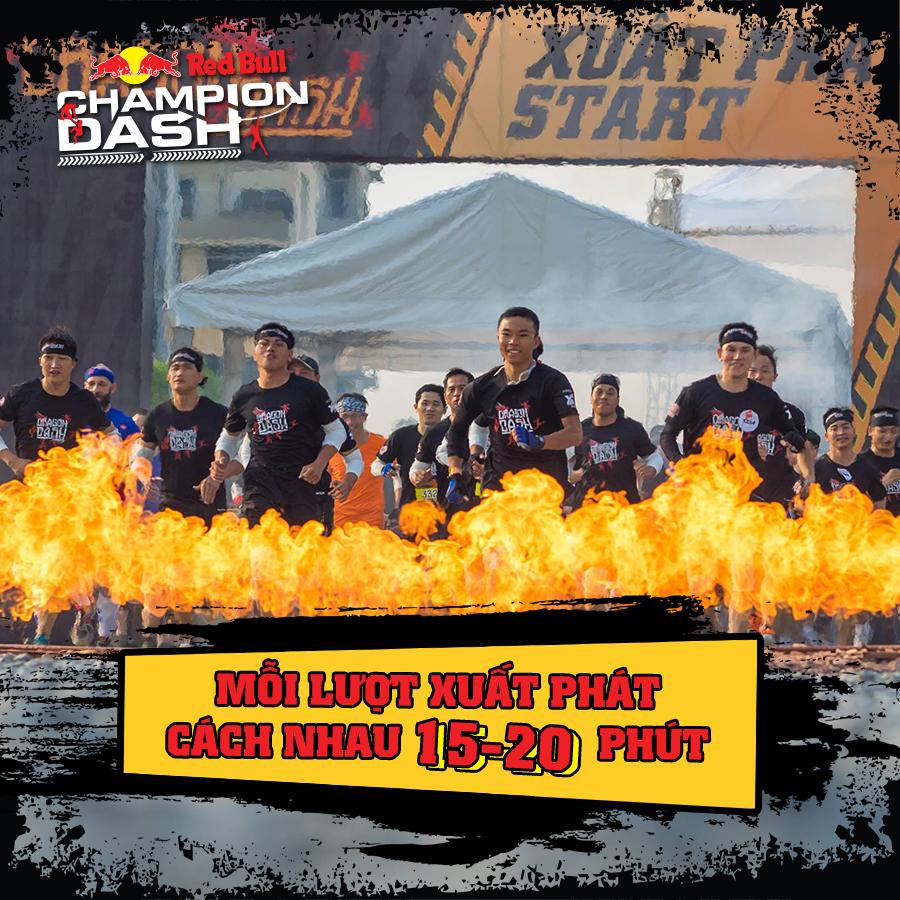 Champion Dash là thử thách đáng chơi nhất mùa Halloween tại Hà Nội
