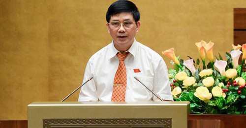 Chủ nhiệm Ủy ban Tư pháp Quốc hội Nguyễn Văn Hiện