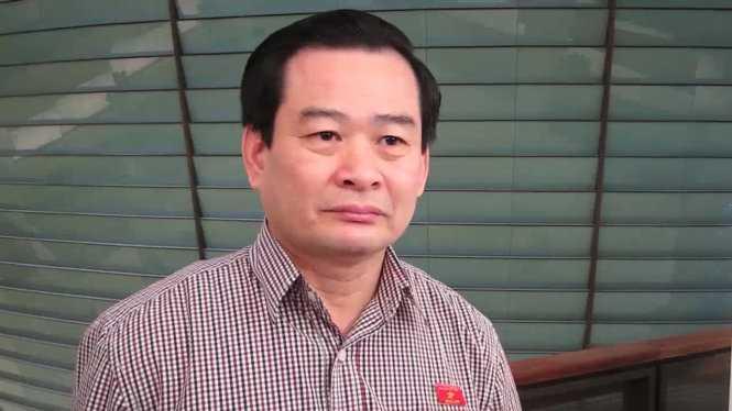 Ông Nguyễn Đình Quyền - Phó Chủ nhiệm Ủy ban Tư pháp Quốc hội