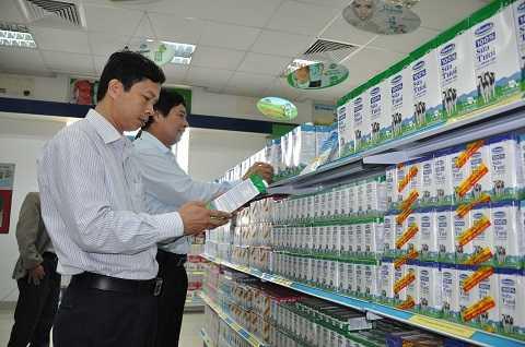 Vinamilk cũng là thương hiệu dẫn đầu của Việt Nam trong danh sách 50 thương hiệu có giá trị lớn nhất Việt Nam do hãng tư vấn định giá thương hiệu Brand Finance (Anh) vừa công bố vào đầu tháng 10 vừa qua