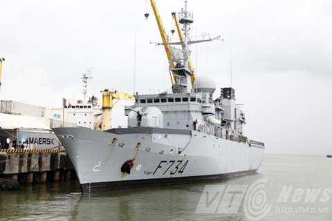 Tuần dương hạm Hải quân Pháp Vendemiaire
