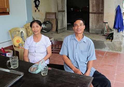 Công Phượng sang Nhật khiến gia đình rất vui
