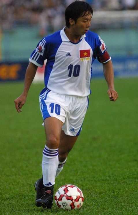 Huỳnh Đức trong màu áo Chongquin Lifan