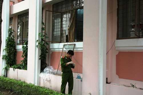 Kẻ trộm 'cuỗm' gần 70 triệu đồng từ trụ sở UBND huyện Yên Bình, Yên Bái  (Ảnh minh hoạ)