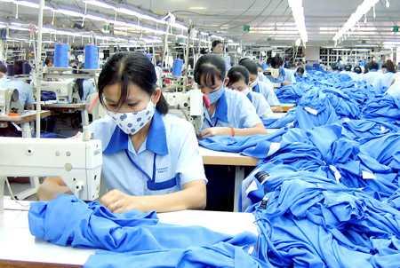 Vốn FDI đầu tư vào dệt may chiếm hơn 1 tỷ USD