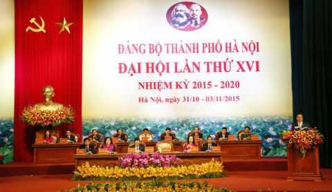 Tổng Bí thư Nguyễn Phú Trọng đề nghị Đảng bộ Hà Nội cần có biện pháp khắc phục những hạn chế, yếu kém còn tồn tại.