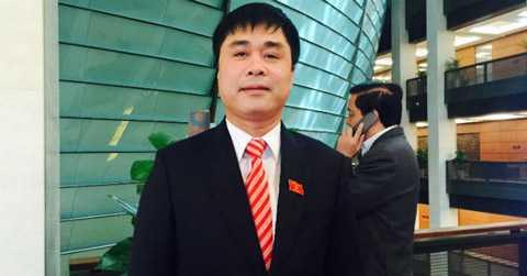 Đại biểu Quốc hội Nguyễn Cao Sơn