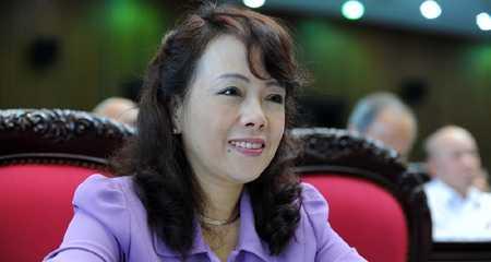Bộ trưởng Y tế Nguyễn Thị Kim Tiến khẳng định: Khi điều chỉnh giá dịch vụ tăng lên theo phương hướng tính đúng tỉnh đủ thì chắc chắn chất lượng dịch vụ y tế cũng tăng thêm.