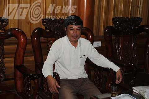 Ông Phan Huy Thanh