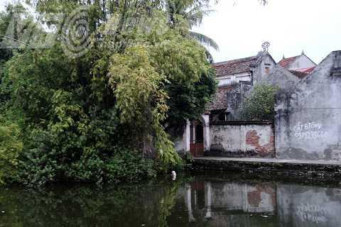 Nhà thờ dòng họ Phan Huy ở thôn Thụy Khuê, Sài Sơn, Quốc Oai, Hà Nội