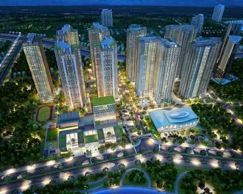 Sau hơn 10 tháng mở bán, Goldmark City đã vươn lên và khẳng định vị thế là tổ hợp căn hộ đẳng cấp nhất khu vực cửa ngõ phía Tây Hà Nội.