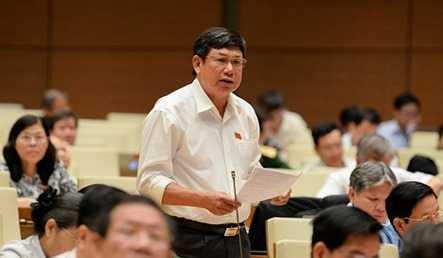Đại biểu Lê Nam (Thanh Hóa)